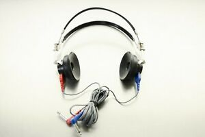 Telephonics Ambco Welch Allyn Madsen Tdh 39p Headset 296d000 9 Audiometry