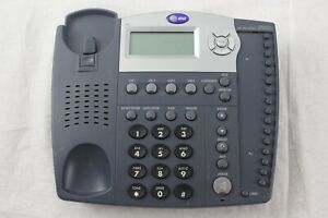 Lot Of 25 At t 945 4 line Small Business System Office Phones no Stand handset