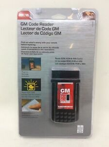 Innova Gm Obd I Code Reader 3123 Reads Ecm Pcm And Abs Codes Open