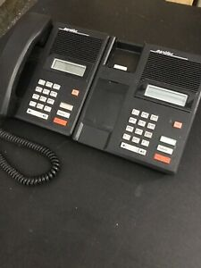 Qty 2 Lot Of 2 Nortel Meridian M7100 Business Phone System Only Nt8b14ab 03