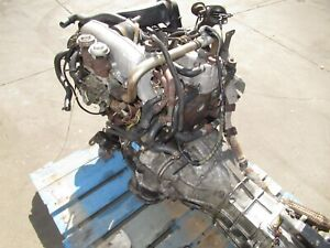 Isuzu Trooper 4jg2 Turbo Diesel Engine Trooper Bighorn 3 1l Diese 4x4 Mt Tranny