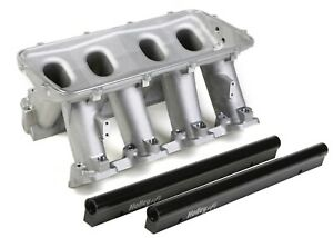 Holley Performance 300 227 Hi ram Lower Intake Manifold