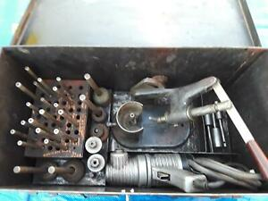 Kwik way Valve Seat Grinding Set