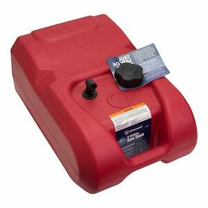 Attwood 8806lp2 Epa And Carb Certified 6 gallon Portable Marine Boat Fuel Tank