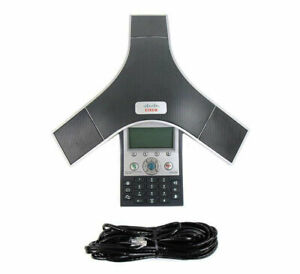 Cisco 7937g Ip Voip Conference Phone Station Cp 7937g Poe Telephone