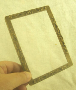 Small Antique High Quality Wood Gilt Paint Picture Frame