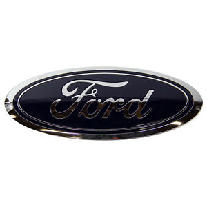 Oem New 2015 2020 Ford F150 Expedition Front Grille 9 5 Ford Oval Emblem Badge