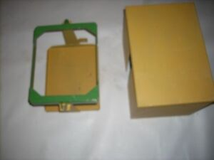 Battery Tray Hold Down And Box John Deere L Li La Tractor With Electric Start
