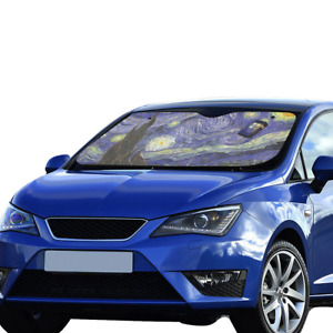 New Custom Doctor Who Painting Uv Rays Protection Windshield Visor Car Sun Shade
