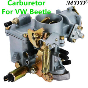 Carburetor For Vw Beetle 30 31 Pict 3 Type 1 2 Bug Bus Ghia 113129029a New