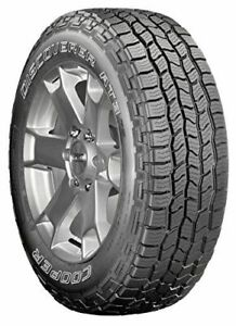 2 New Cooper Discoverer A t3 4s All Terrain Tire 265 70r16 265 70 16 112t