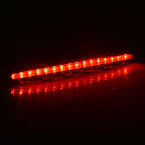 Led 3rd Third Brake Light Stop Red For Mercedes Benz Clk W209 02 09 2098201056