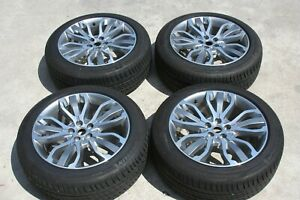 2016 Range Rover Sport Autobiography Oem 21 Wheels And Tires