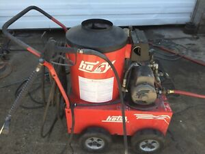 Hotsy 660a 2 2 Gpm Electric Hot Water Pressure Washer