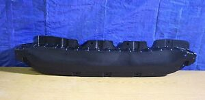 2011 2014 Bmw X3 Rear Bottom Splash Guard Bumper Covering 51127237453 Oem