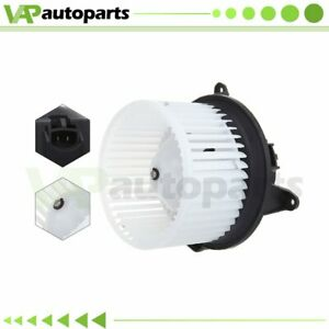 Heater Blower Motor W Fan Cage For Ford Lincoln Expedition F150 Pickup Truck A C