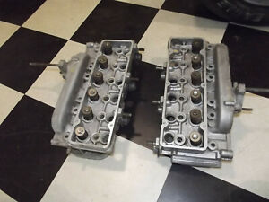 Nos Gm Pair 1962 1963 Chevy Corvair Spyder 80hp Cylinder Head 3813513