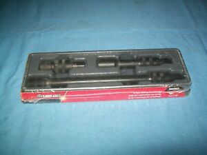 New Snap On 303imxl 3pc 1 2 Dr Locking Impact Extension Set 3 5
