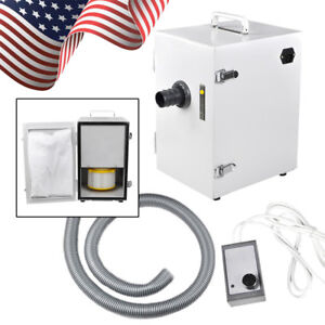 usa Dental Lab Equipment Digital Single row Dust Collector Vacuum Cleaner Ce
