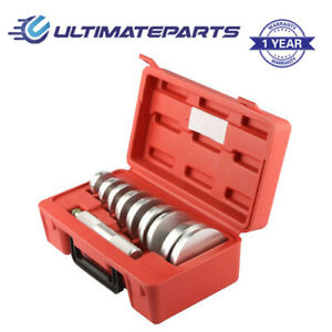 New 1x Wheel Bearing Race And Seal Driver Master Set Auto Tool Heavy Duty Steel