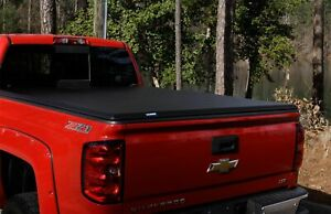 Lund Hard Fold Truck Bed Cover 5 Ft For 15 19 Chevrolet Colorado