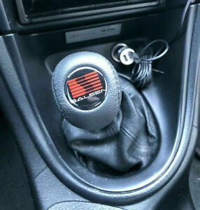 Gear Shift Knob Fits For Ford Mustang Saleen Mt 5 6 Speed 1983 2004