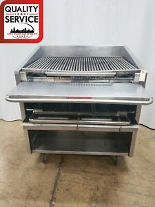 Magikitch n Fm636 Commercial Gas Charbroiler