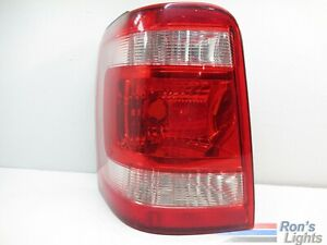 2008 2009 2010 2011 2012 Ford Escape Tail Light Oem Lh Driver Pre Owned