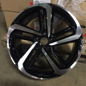 19 2018 Accord Sport Style Wheels Rims Fits Honda Civic Ex Lx Si Hybrid Lxs