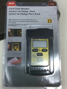 Digital Ford Code Reader 3145