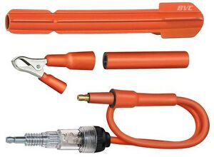 Deluxe Spark Tester Set In Line Spark Plug Checker Kit S G Tool Aid 23970