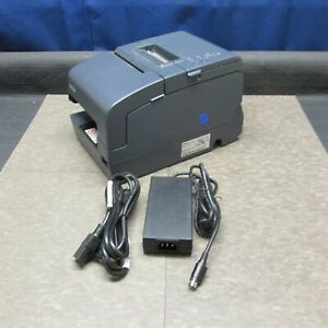 Epson Tm h6000iv Pos Thermal Receipt Printer M253a W Pwr Supply Qty Available