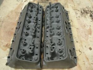 2 I 27 2 1963 3782461x Gm Camel Hump Cylinder Head Small Block Chevy 1 94 1 50