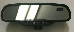 2003 2007 Cadillac Cts 05 09 Sts Rear View Mirror Onstar Oem Tested