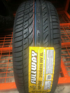 2 New 215 60r16 Fullway Hp108 Ultra High Performance Tires 215 60 16 2156016 R16