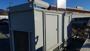 Generac 65kw Natural Gas Generator
