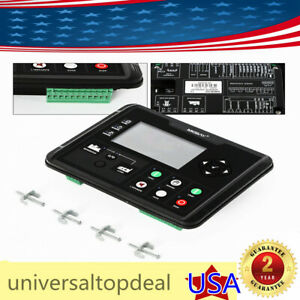 Dc60d Generator Electronic Controller Module Control Panel 4 3 Inch Lcd Display