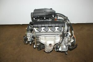 2001 2002 2003 2004 2005 Honda Civic 1 7l 4 Cyl Sohc Vtec Engine Jdm D17a