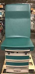 Midmark Ritter 300 300 001 Manual Patient Exam Table Chair