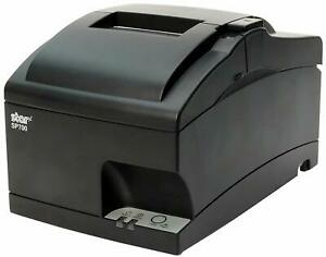 Openbox Star Micronics Sp742md Gry Us Impact Printer Cutter Serial Gray
