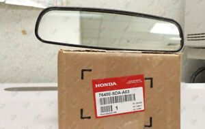 Genuine Honda Acura Interior Rear View Mirror 76400sdaa03