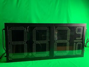 18 Led Gas Station Electronic Fuel Price Sign