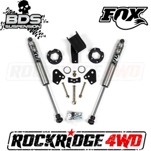 Bds Suspension 2 5 Lift System 2019 Ford Ranger W Fox Performance 2 0 Shocks