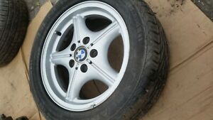 Bmw E36 Z3 Spare Tire Wheel 16 Full Size 325 328 323 5x120 Style 35 93 99 Oem