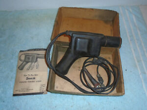 Vintage Snap On Timing Light Tl 95 Tl95 Antique