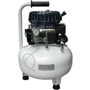 Silentaire Val air 50 24 al 1 2hp Air Compressor