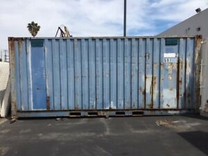 Steel Storage Container 20 Foot