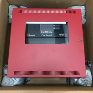 Simplex 4007es Fire Alarm Panel New Open Box
