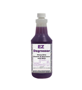 Ez Degreaser Concentrated Heavy duty Alkaline Butyl based Cleaner By Detco