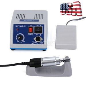 Shiyang Dental Lab Marathon Micro Motor N3 Polishing Handpiece 35k Rpm E Type